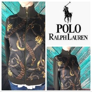 Ralph Lauren Equestrian Horseshoe Sweater